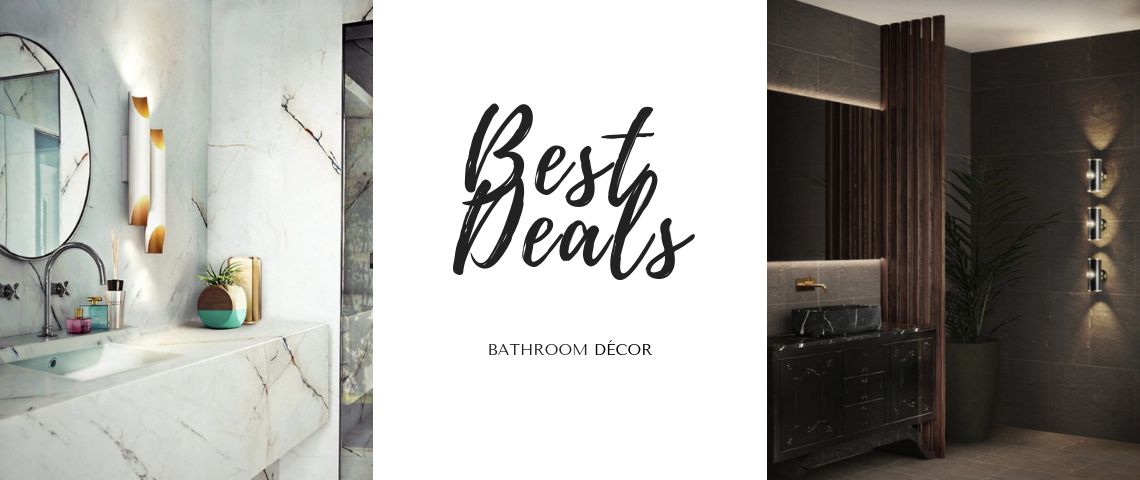 Best Deals: The Perfect Lighting Fixture For Your Bathroom Décor!
