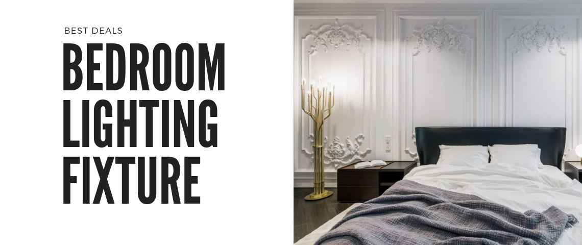Best Deals: Discover The Best Lighting Fixture For Your Bedroom Décor!