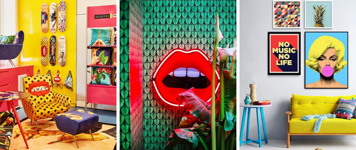 pop art home décor What is Hot on Pinterest: Pop Art Home Décor! foto capa vis 4 1140x480