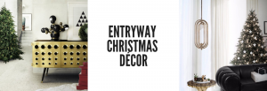 Knock Knock: Open The Door To An Amazing Entryway Christmas Décor!