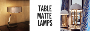 Best Deals: The Best Matte Table Lamps For Your Design Project!
