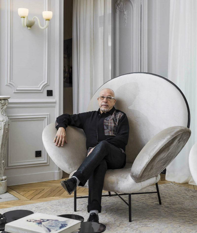 Discover These Parisian-Styled Design Projects of Gérard Faivre! gérard faivre Discover These Parisian-Styled Design Projects of Gérard Faivre! 1