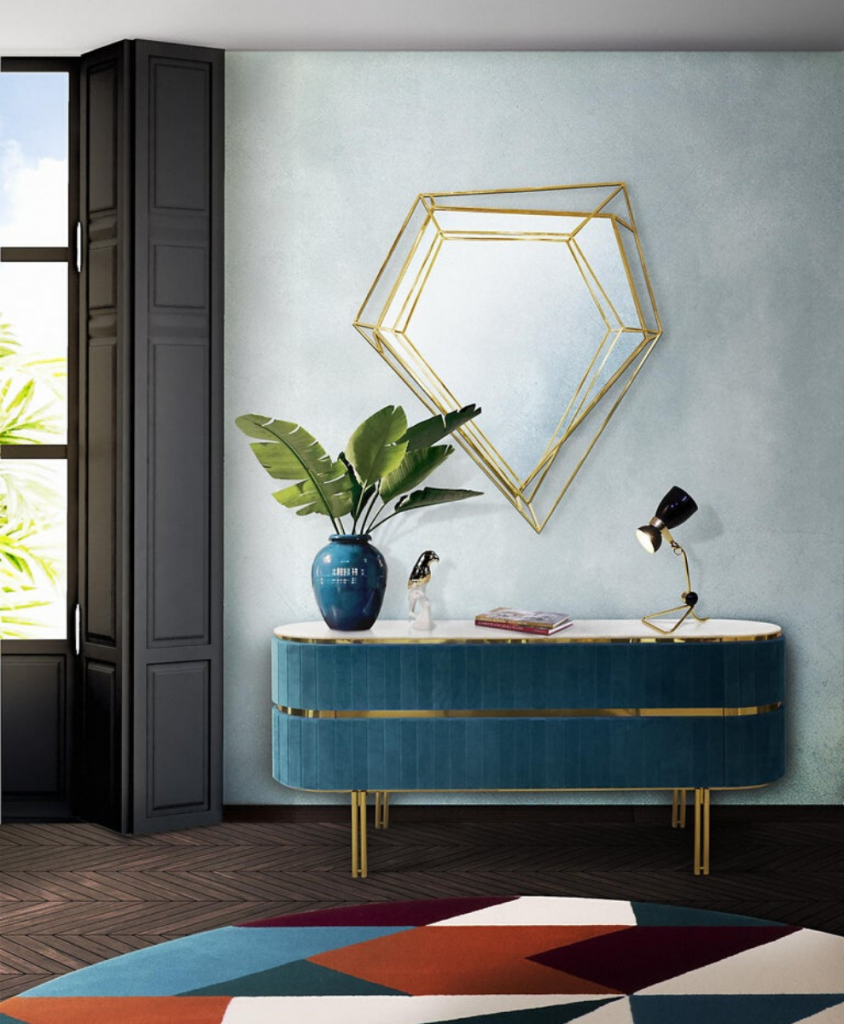 Pantone Color of 2020: Classic Blue Mid Century Ambiances To Inspire You! pantone color Pantone Color of 2020: Classic Blue Mid Century Ambiances To Inspire You! 3