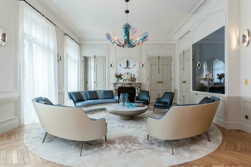Discover These Parisian-Styled Design Projects of Gérard Faivre! gérard faivre Discover These Parisian-Styled Design Projects of Gérard Faivre! 5 1