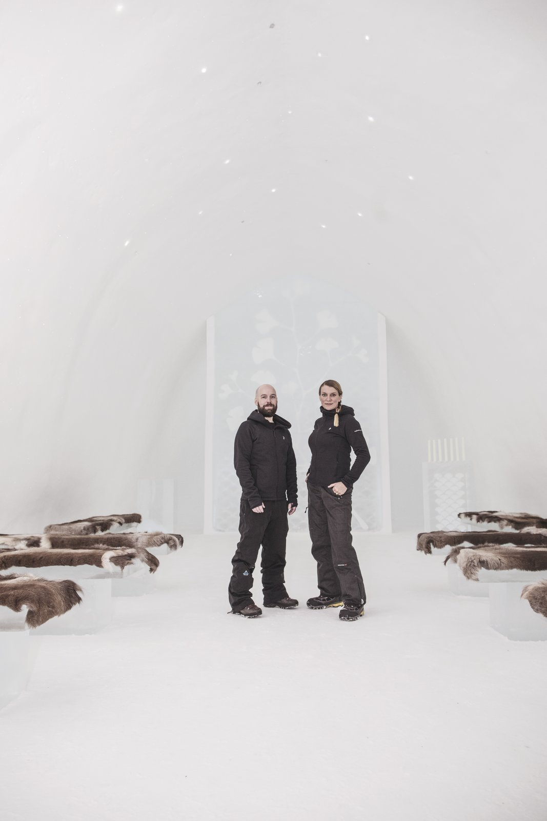 ❄️Check Out This Chilling Design at Sweden's Icehotel! icehotel ❄️Check Out This Chilling Design at Sweden's Icehotel! 1