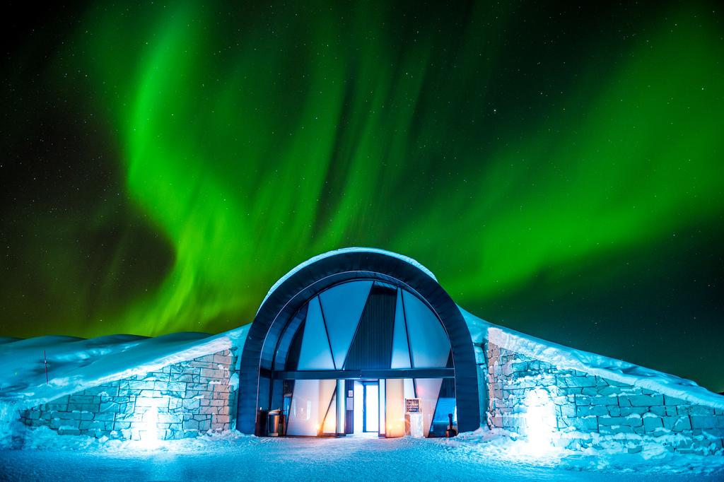 ❄️Check Out This Chilling Design at Sweden's Icehotel! icehotel ❄️Check Out This Chilling Design at Sweden's Icehotel! 16