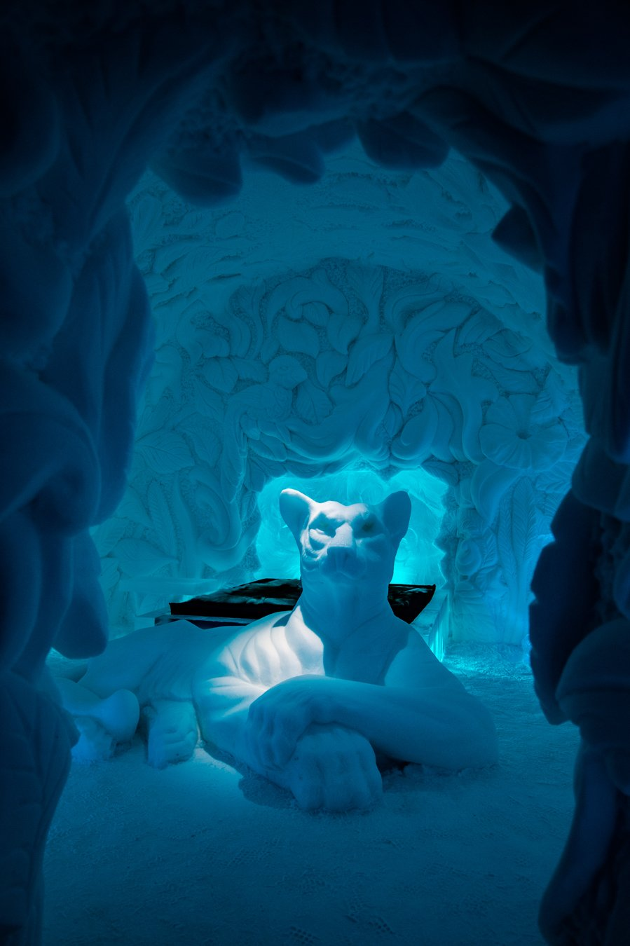 ❄️Check Out This Chilling Design at Sweden's Icehotel! icehotel ❄️Check Out This Chilling Design at Sweden's Icehotel! 6