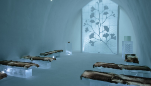 ❄️Check Out This Chilling Design at Sweden's Icehotel!