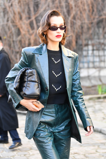 Bella Hadid 's Paris Fashion Week Looks: How It Can Inspire You For A Home Renovation! bella hadid Bella Hadid 's Paris Fashion Week Looks: How It Can Inspire You For A Home Renovation! 5