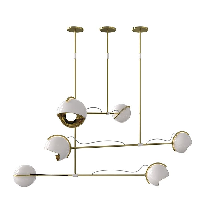 Here Is Where To Shop Vintage Lighting For Small Rooms Of The House 💡 vintage lighting Here Is Where To Shop Vintage Lighting For Small Rooms Of The House 💡 laine suspension lighting