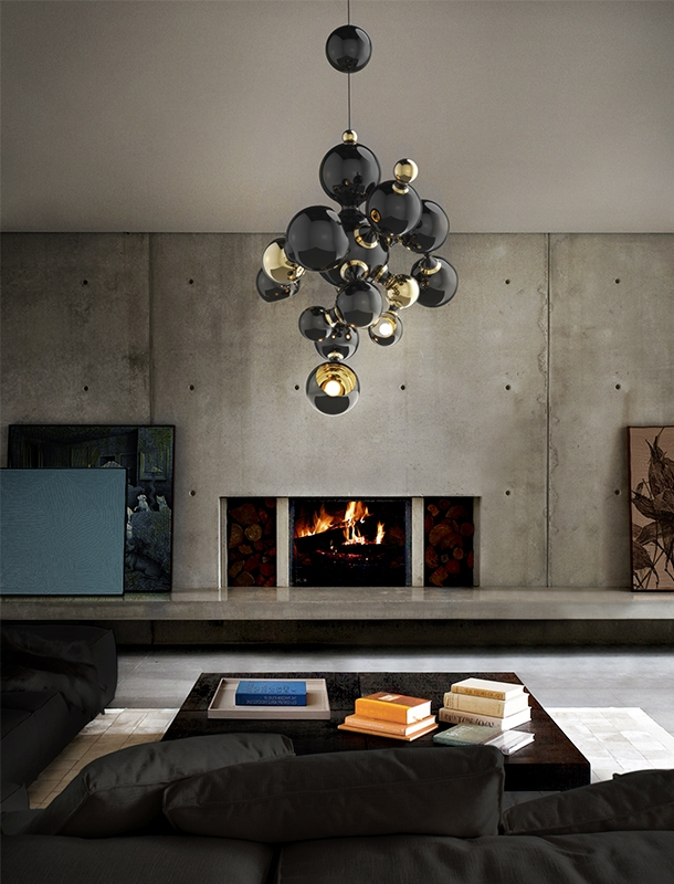 How To Design A Formal Living Room Space Without Looking Dated with These Suspension Lamps! living room How To Design A Formal Living Room Space Without Looking Dated with These Suspension Lamps! 2 19
