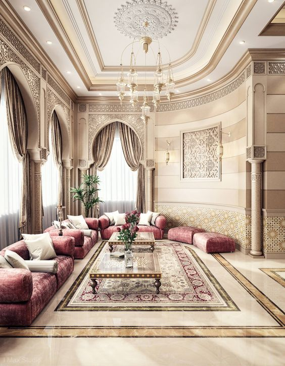 Arabic Style: Discover The Secrets of The Magic Décor From The Orient 🧞 arabic style Arabic Style: Discover The Secrets of The Magic Décor From The Orient 🧞 4 7