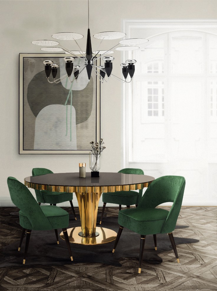 🌍 Earth Day 2020: Shades of Green to Embrace Mother Nature In Interior Décor!