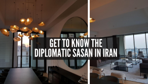 Check Out The Most Incredible Diplomatic Sasan in Iran!