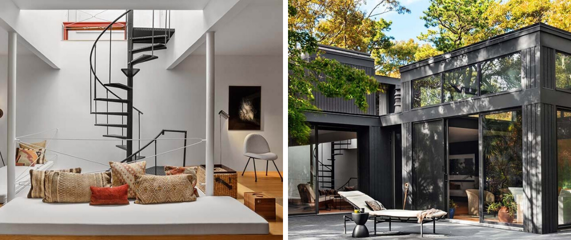 Get Inside This Beautiful Contemporary House in New York, by 2Michaels Design!