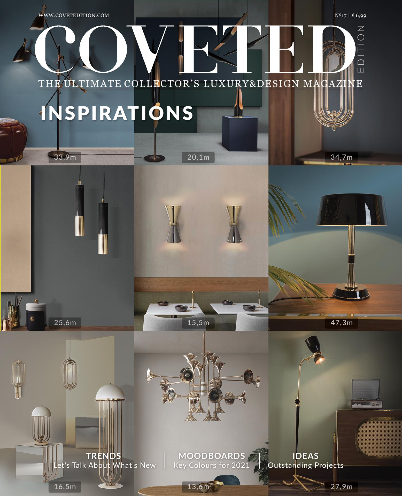 Luxury Design Lovers Alert 🚨 CovetED Magazine is About to Reveil The Ultimate News & Trends For This Year! luxury design Luxury Design Lovers Alert 🚨 CovetED Magazine is About to Reveil The Ultimate News & Trends For This Year! 1 1