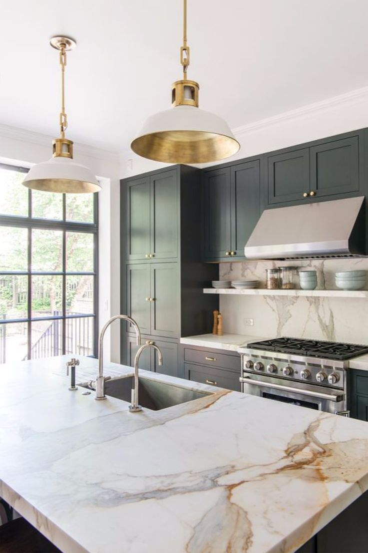 Kitchen Islands That Will Make You Want To Cook 24/7! Bonus: Lighting Fixture Tips! kitchen islands Kitchen Islands That Will Make You Want To Cook 24/7! Bonus: Lighting Fixture Tips! 12 1
