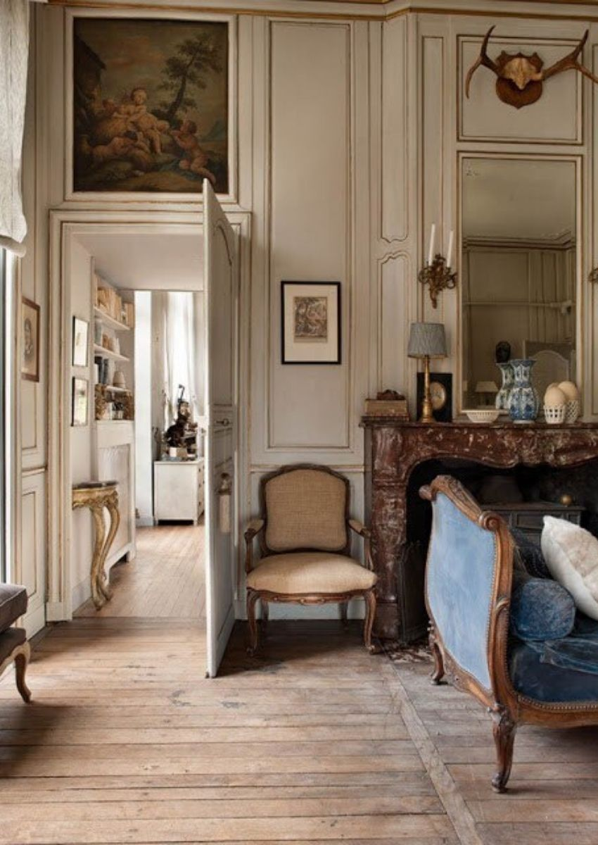 Get to know how to create the effortlessly french vintage design decor french vintage Get To Know How To Create The Effortlessly French Vintage Design Decor! 2 14