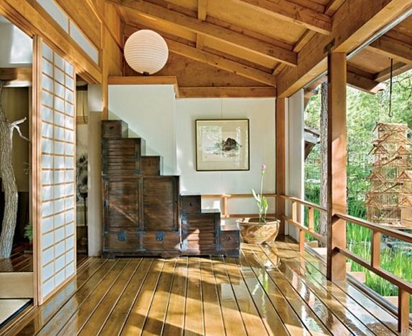 15 Modern Japanese Ambiances to Put You Closer to Nature 🌱 modern japanese ambiances 15 Modern Japanese Ambiances to Put You Closer to Nature 🌱 2 2