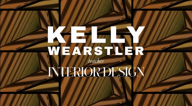 Get Ready Because Kelly Wearstler Will Guide You Through Your Home Renovation!