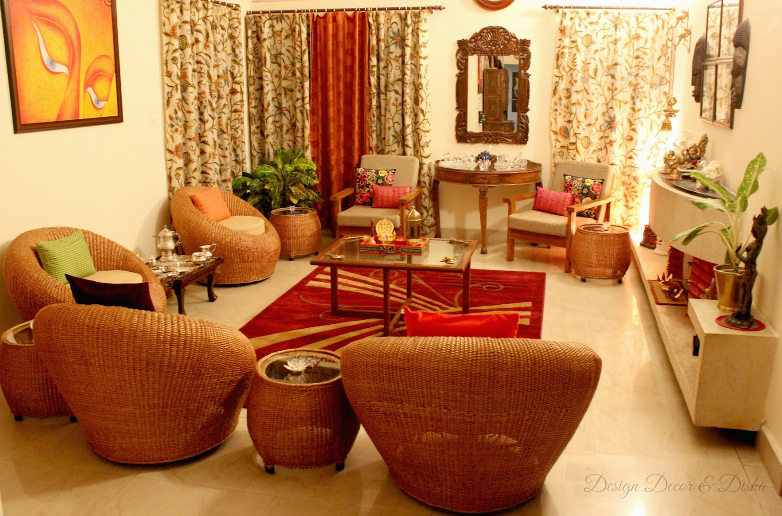 Hot on Instagram 🔥 Indian Home Décor Ideas To Bring To The West! indian Hot on Instagram 🔥 Indian Home Décor Ideas To Bring To The West! 2 9