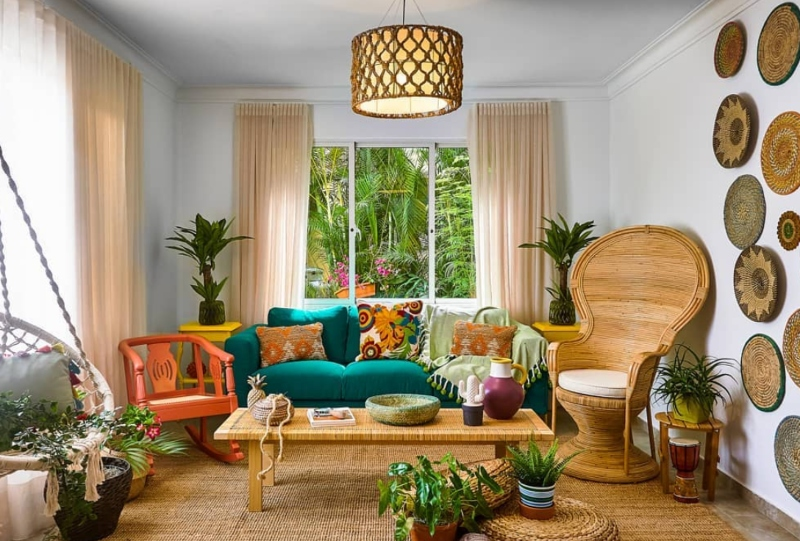 This Mid Century Pendant Lamp is Going To Refresh Your Home With These Caribbean Décor Ideas 🍹 caribbean décor This Mid Century Pendant Lamp is Going To Refresh Your Home With These Caribbean Décor Ideas 🍹 5 10