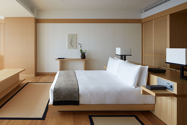 15 Modern Japanese Ambiances to Put You Closer to Nature 🌱 modern japanese ambiances 15 Modern Japanese Ambiances to Put You Closer to Nature 🌱 6 2