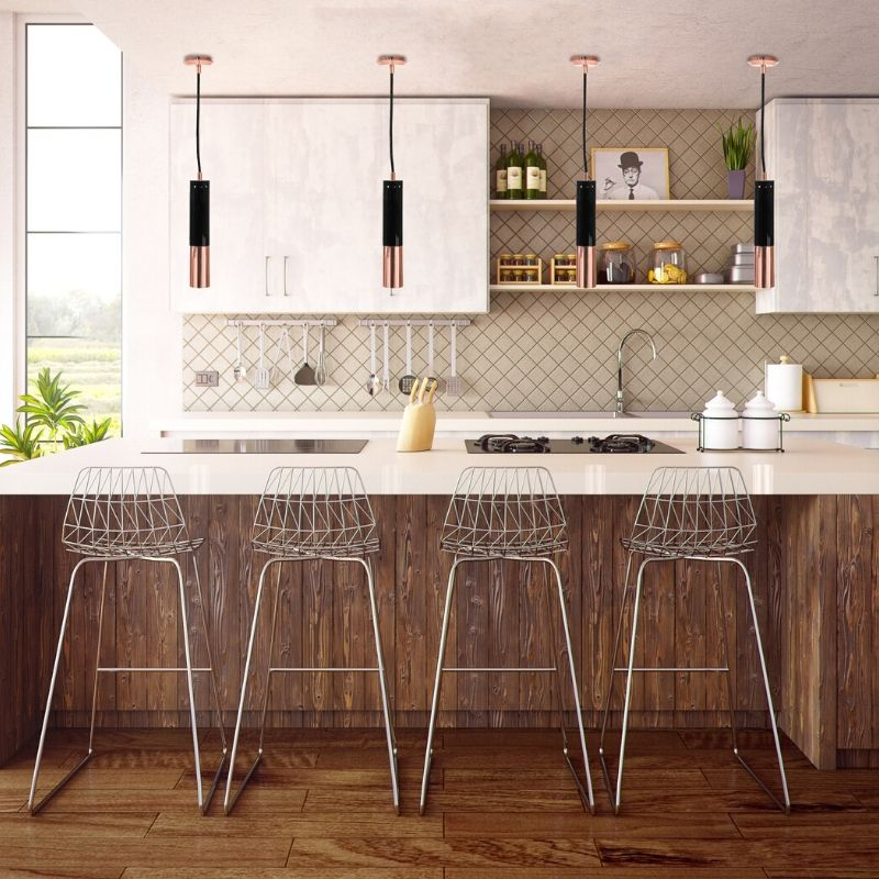 Kitchen Islands That Will Make You Want To Cook 24/7! Bonus: Lighting Fixture Tips! kitchen islands Kitchen Islands That Will Make You Want To Cook 24/7! Bonus: Lighting Fixture Tips! 7 4