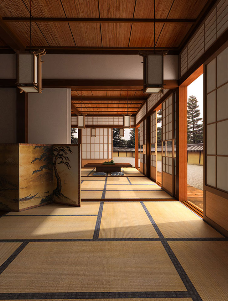 15 Modern Japanese Ambiances to Put You Closer to Nature 🌱 modern japanese ambiances 15 Modern Japanese Ambiances to Put You Closer to Nature 🌱 9 1