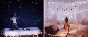 Create Your Own Galaxy With These Astrology-Themed Lighting Pieces 🌙