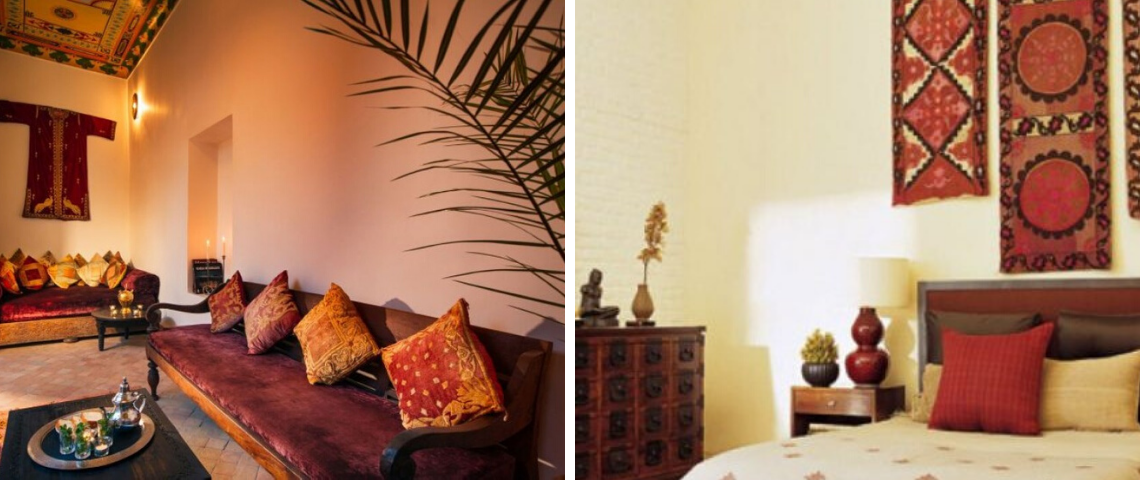 indian Hot on Instagram 🔥 Indian Home Décor Ideas To Bring To The West! foto capa vis 8 1140x480