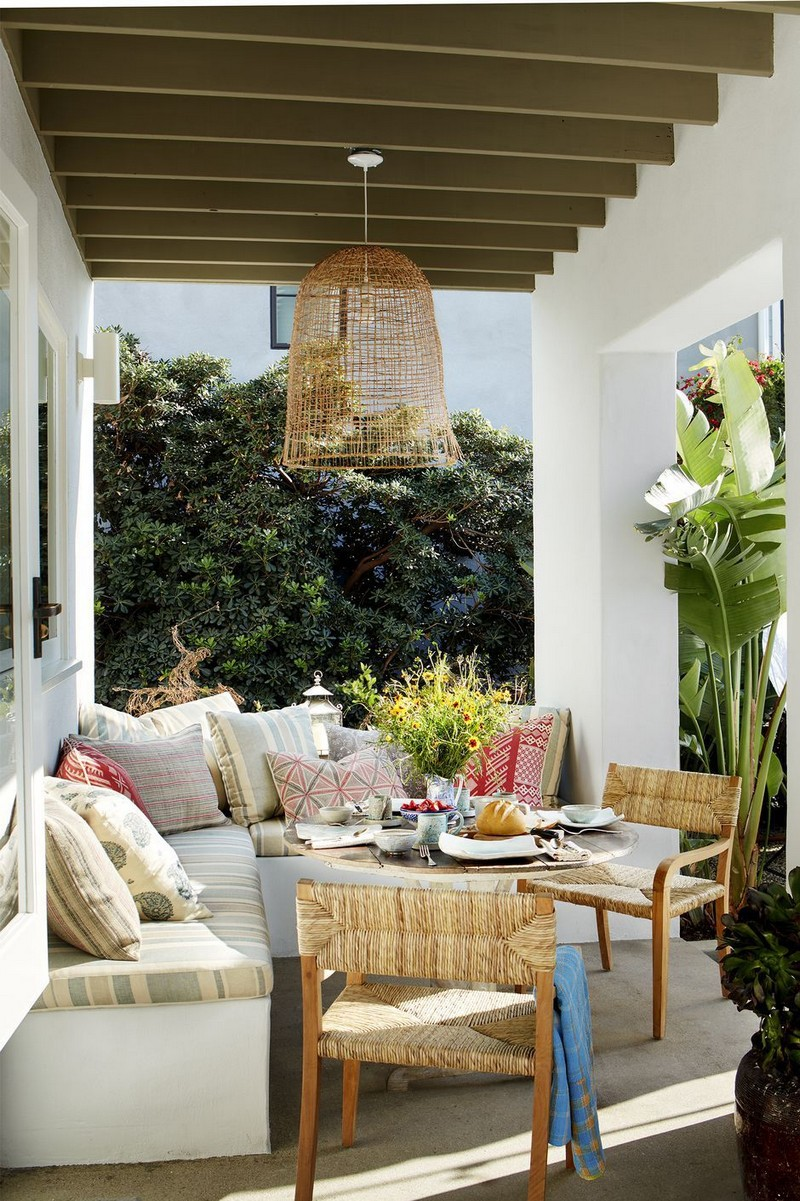 15 Porch Design Ideas That Will Have You Outside All Summer Long ☀️ porch design ideas 15 Porch Design Ideas That Will Have You Outside All Summer Long ☀️ 1 3