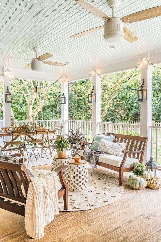 15 Porch Design Ideas That Will Have You Outside All Summer Long ☀️ porch design ideas 15 Porch Design Ideas That Will Have You Outside All Summer Long ☀️ 15 1