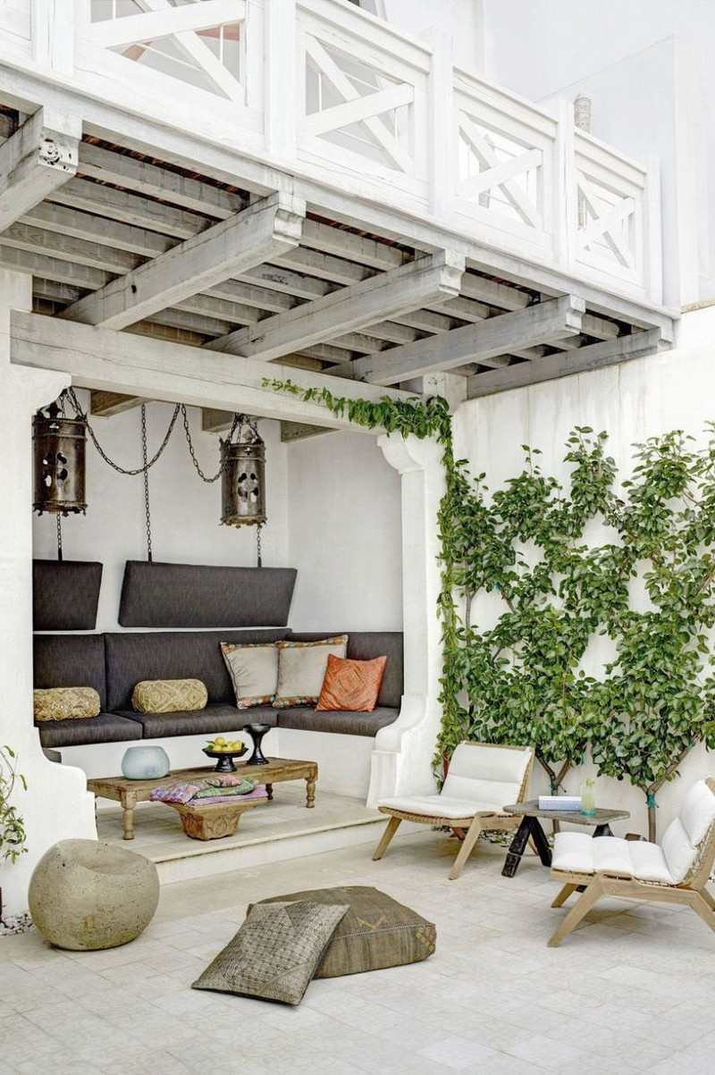 15 Porch Design Ideas That Will Have You Outside All Summer Long ☀️ porch design ideas 15 Porch Design Ideas That Will Have You Outside All Summer Long ☀️ 3 3