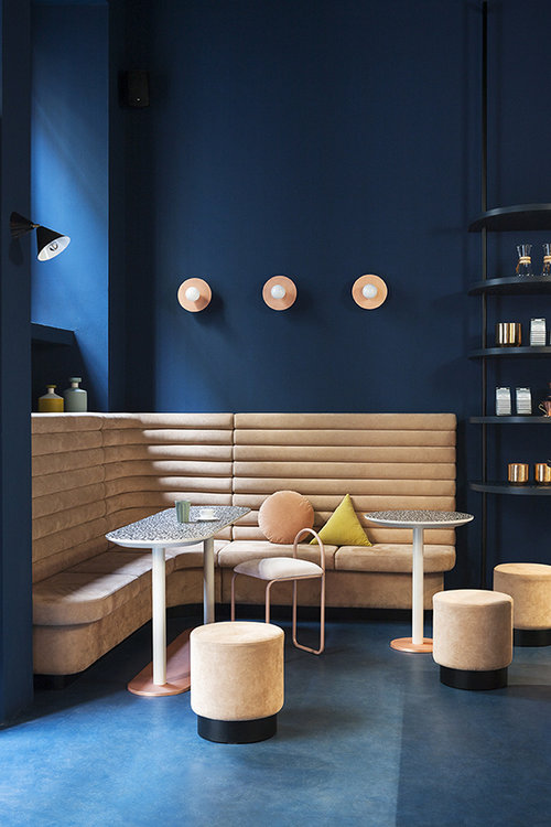 """Home is the new hotel"" stated Studiopepe at Maison et Objet's Webinar webinar ""Home is the new hotel"" stated Studiopepe at Maison et Objet's Webinar 4 10"
