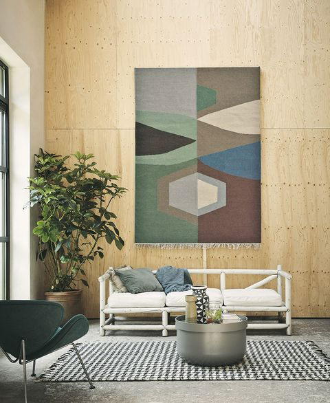 Hanging a Rug on the Wall is the Unexpected Design Idea You Have to do! rug on the wall Hanging a Rug on the Wall is the Unexpected Design Idea You Have to do! 5 16