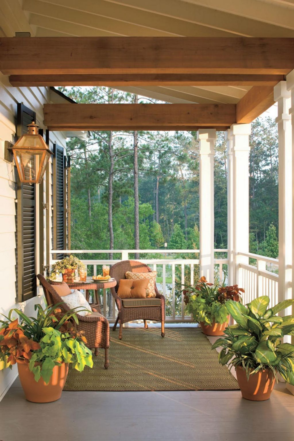 15 Porch Design Ideas That Will Have You Outside All Summer Long ☀️ porch design ideas 15 Porch Design Ideas That Will Have You Outside All Summer Long ☀️ 9 2