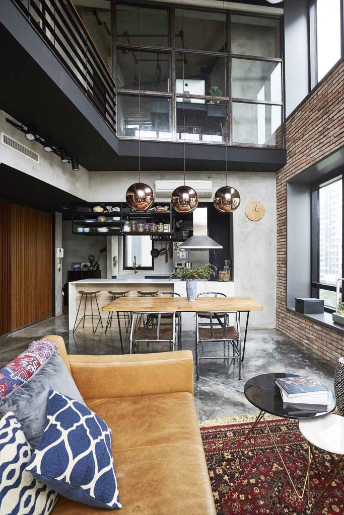These Sunny Vintage Industrial Style Lofts Will Make You Happier During Summer! vintage industrial style These Sunny Vintage Industrial Style Lofts Will Make You Happier During Summer! 3 10