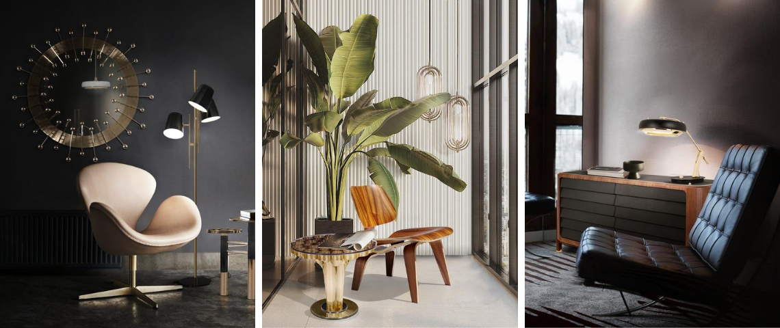 How The Right Mid Century Lamp Can Enhance The Beauty of these Iconic Pieces From Interior Design Masters!