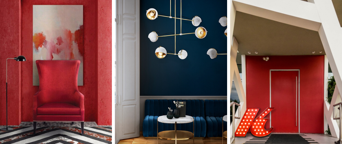 These Red and Blue Ambiances Will Make You Celebrate the 4th of July More Than Ever!
