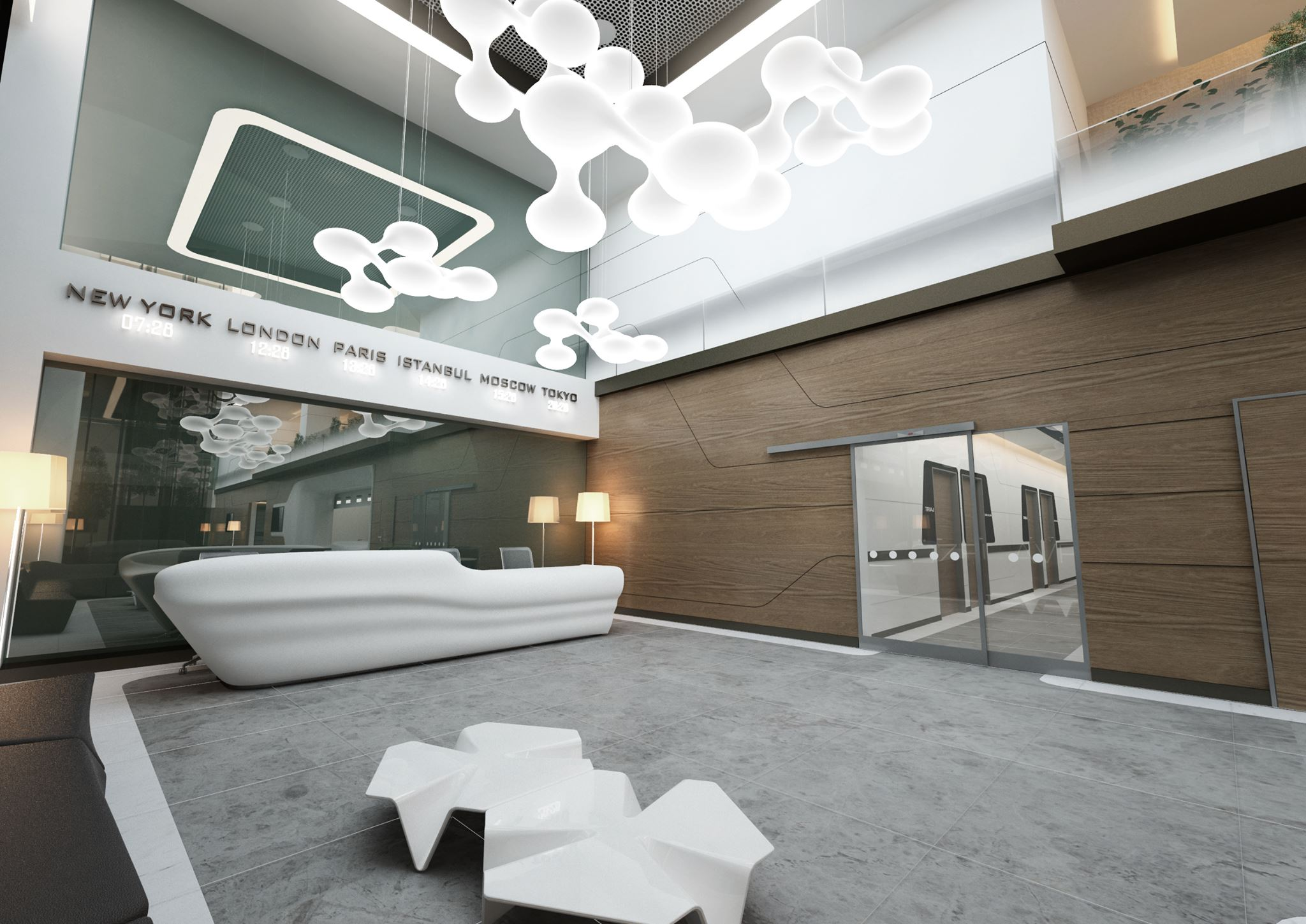 Go Straight To The Future With These Renowned Hospitality Design Projects of Zoom Studio! zoom studio Go Straight To The Future With These Renowned Hospitality Design Projects of Zoom Studio! 5 6