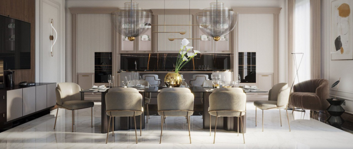 Check Out This Jaw Dropping All-Neutral Residential Project By City Architecture & Design!