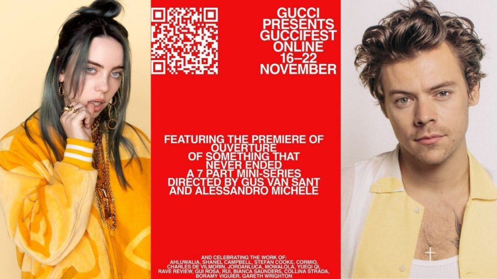 GucciFest Starts Today and Here is Where You Can Find All the Details About the Fashion and Film Festival! guccifest GucciFest Starts Today and Here is Where You Can Find All the Details About the Fashion and Film Festival! 1 3
