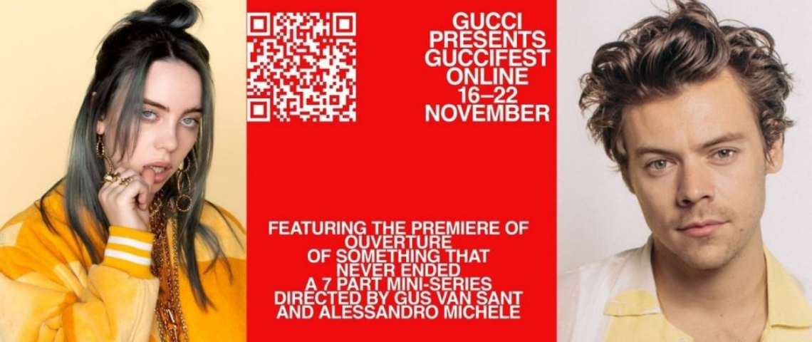 guccifest GucciFest Starts Today and Here is Where You Can Find All the Details About the Fashion and Film Festival! foto capa vis 3