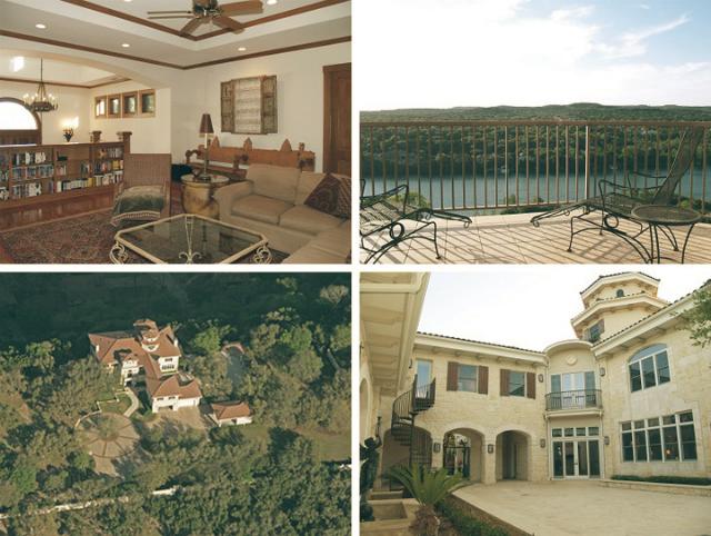 Get Inside Matthew McConaughey's Extraordinary Lake Mansion in Austin matthew mcconaughey Get Inside Matthew McConaughey's Extraordinary Lake Mansion in Austin 2