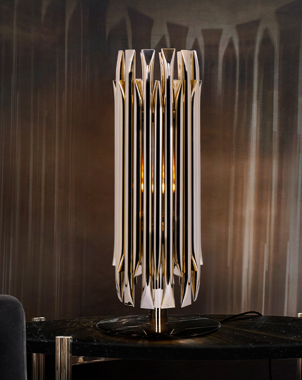 These Table Lamps are Guaranteed to Brighten Your Day table lamps These Table Lamps are Guaranteed to Brighten Your Day 13 3
