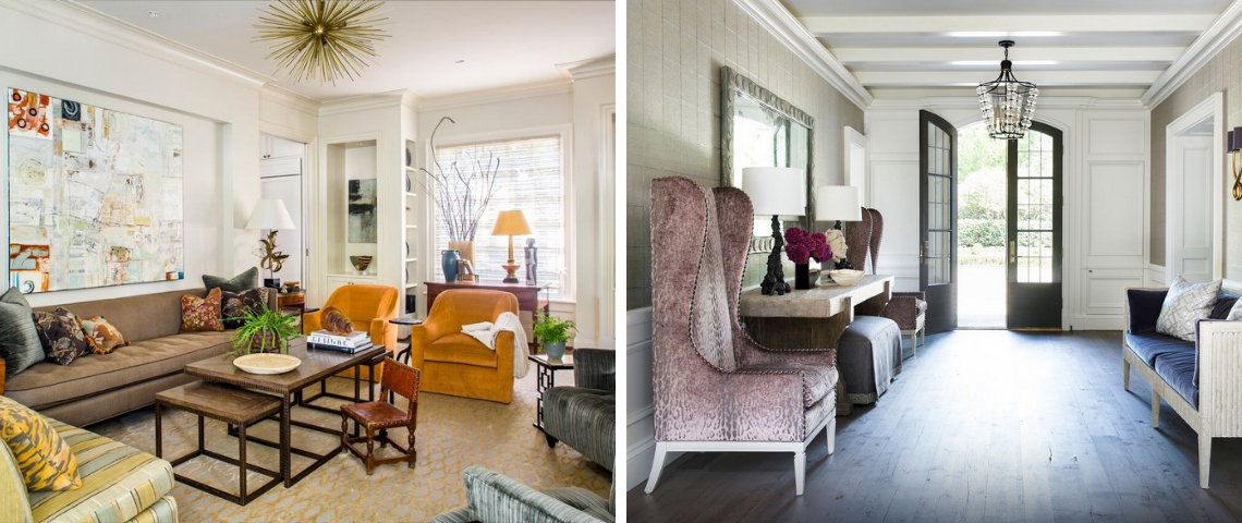 Top 20 Interior Designers in Atlanta – Discover Here All About Them!