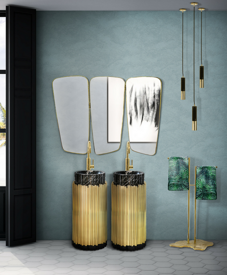 Let's Move On From Outdated Bathroom Décor Trends With These 15 Modern Freestanding Ideas!