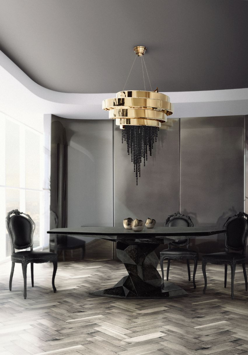 These Modern Chandeliers Really Shine (Even When The Switch is Off) chandeliers These Modern Chandeliers Really Shine (Even When The Switch is Off) 13