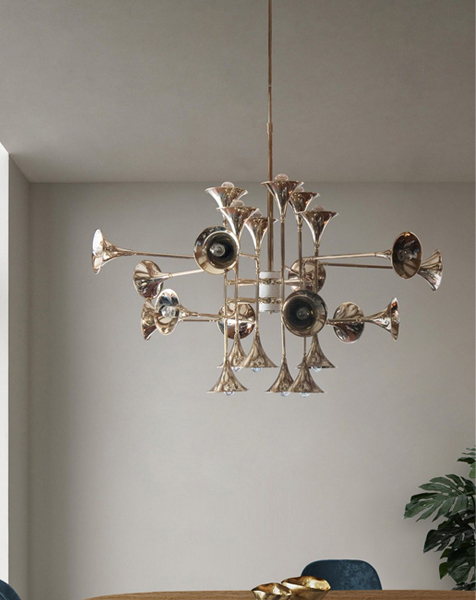 These Modern Chandeliers Really Shine (Even When The Switch is Off) chandeliers These Modern Chandeliers Really Shine (Even When The Switch is Off) 5